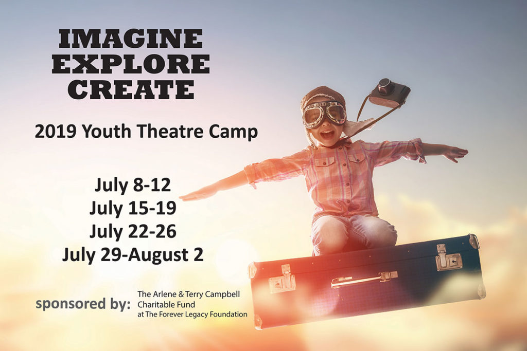 Youth Theatre July - August 2019