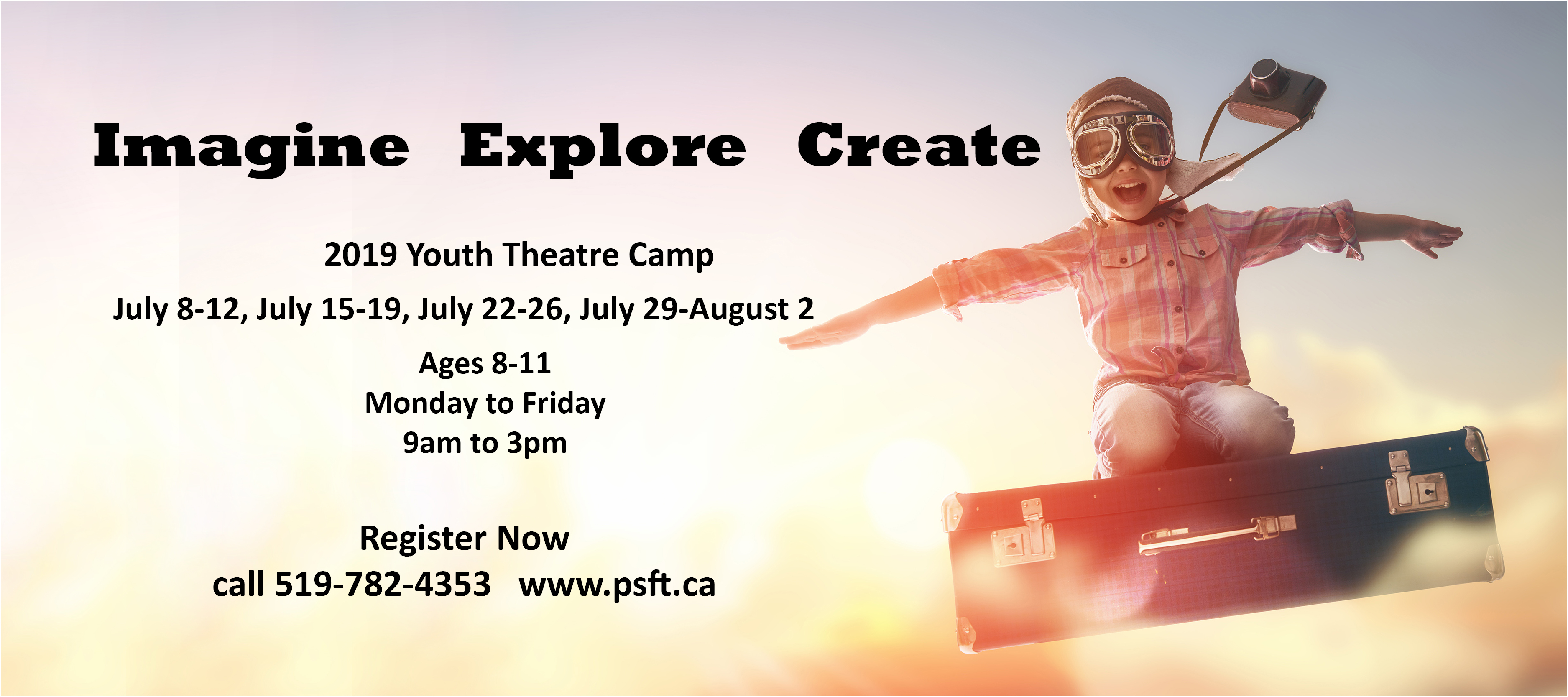 2019 Summer Youth Theatre Camp