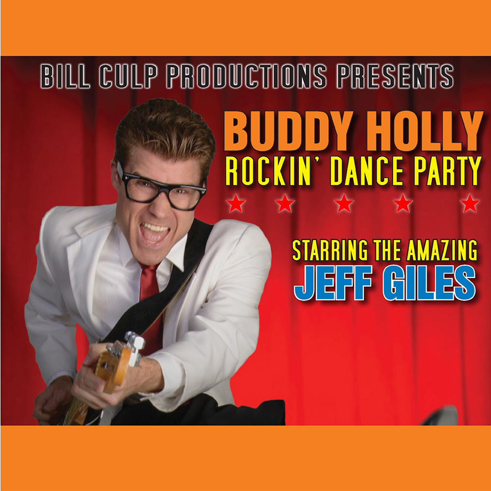 Buddy Holly Rockin' Dance Party