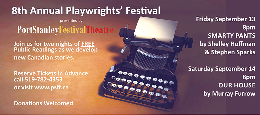 8th Annual Playwrights' Festival