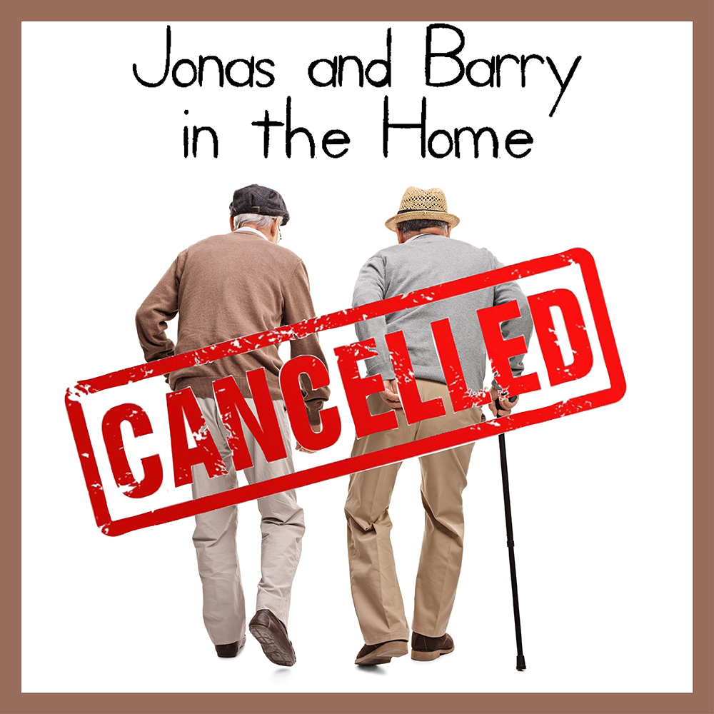 Jonas and Barry in the Home