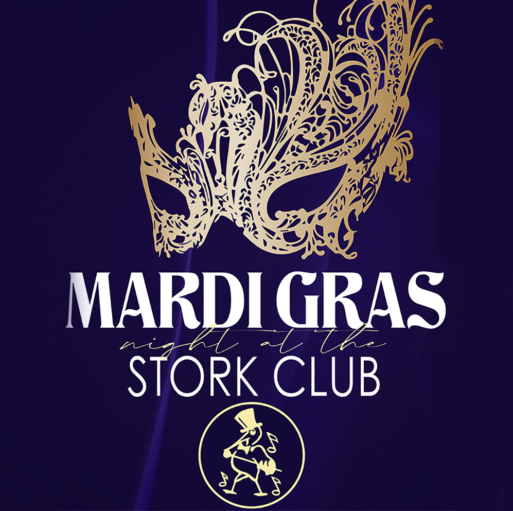 Mardi Gras Night at the Stork Club