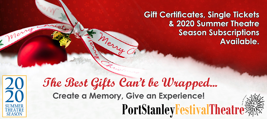 Theatre Tickets Make Great Gifts!