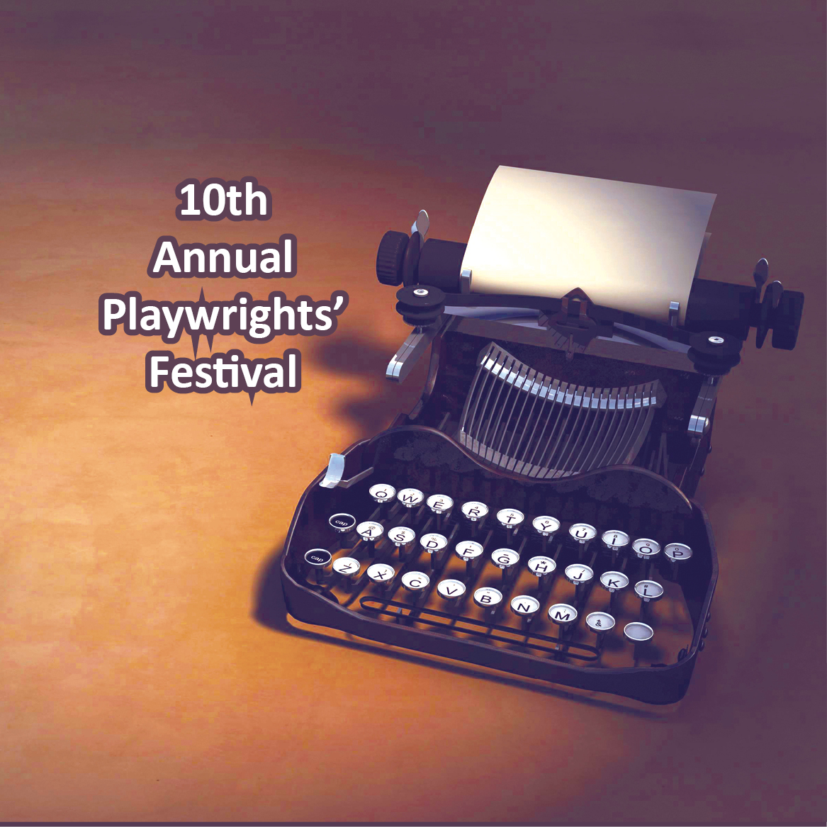 10th Annual Playwrights' Festival 2021